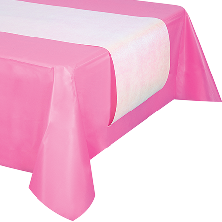 Iridescent Foil Table Runner 35cm x 2.13m