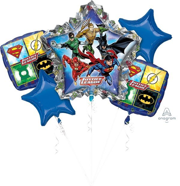 Bouquet Justice League Birthday P75