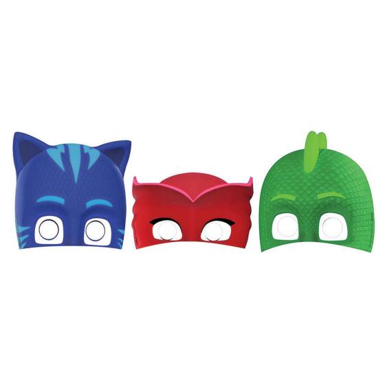 PJ Masks Paper Mask