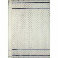 Tablecloth Roll Paper Blue Checkers