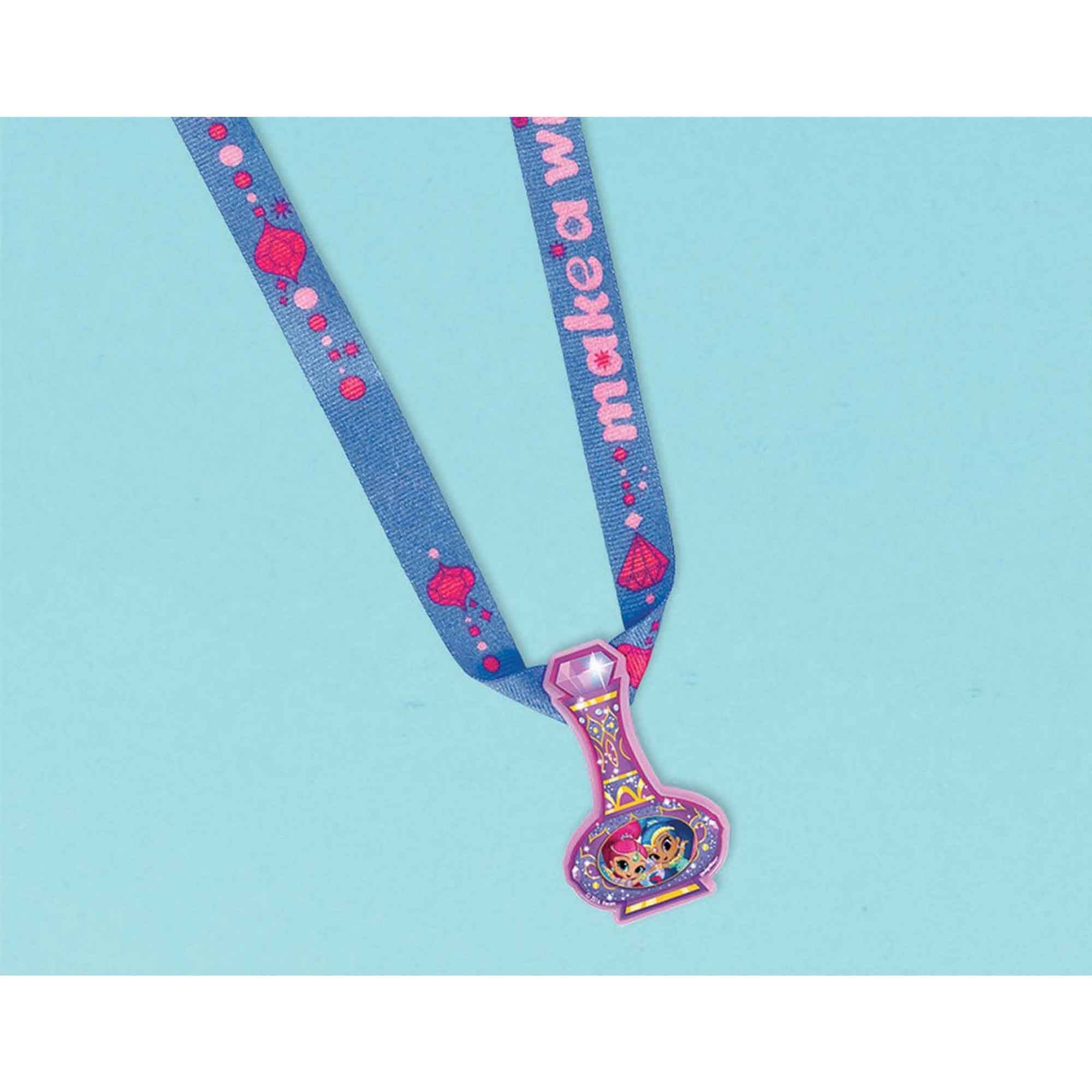 Shimmer and Shine Charm Necklace