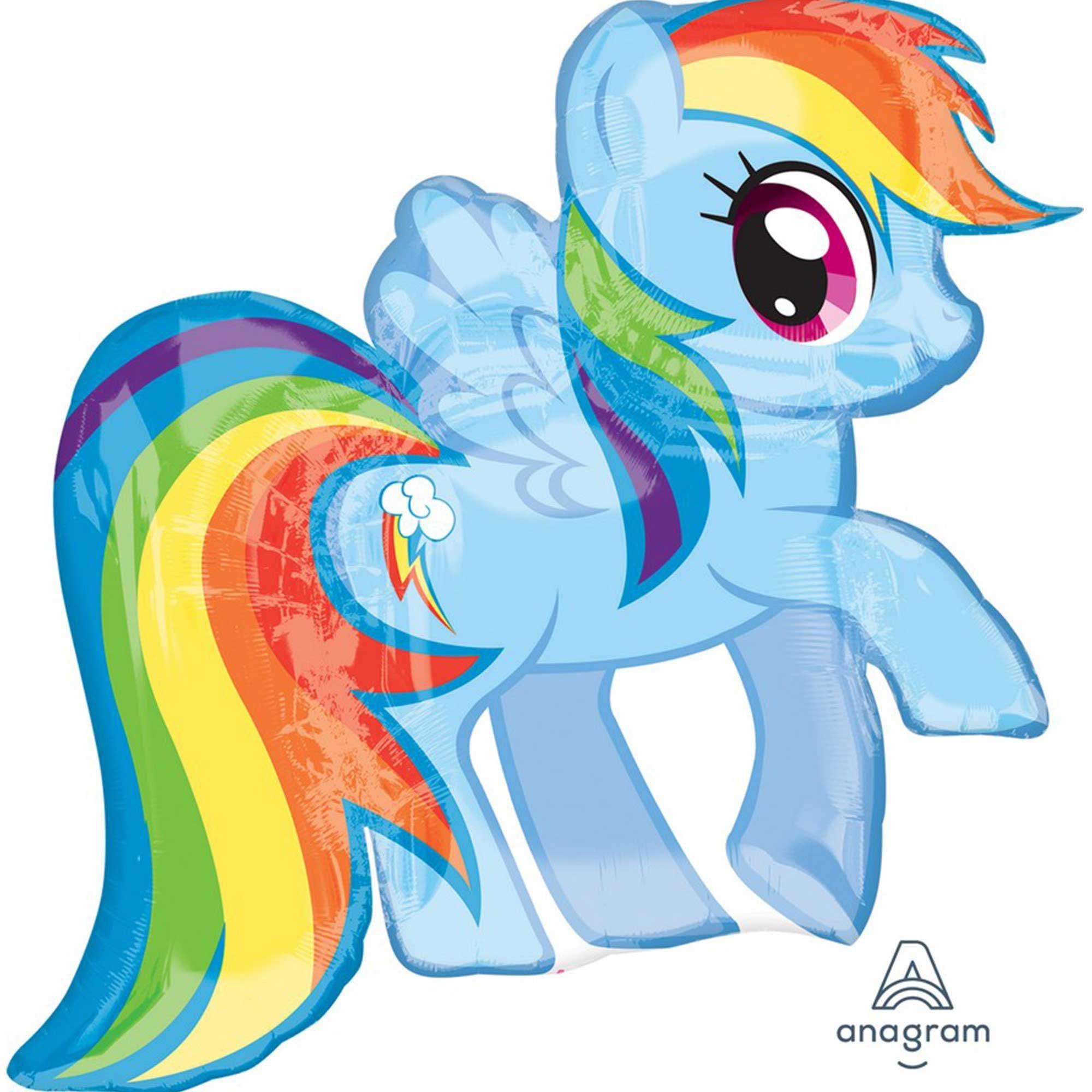 SuperShape XL My Little Pony Rainbow Dash P38