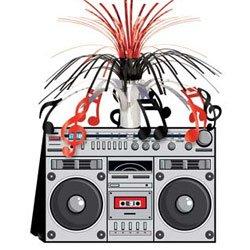 Boom Box Stereo Cascade Centrepiece