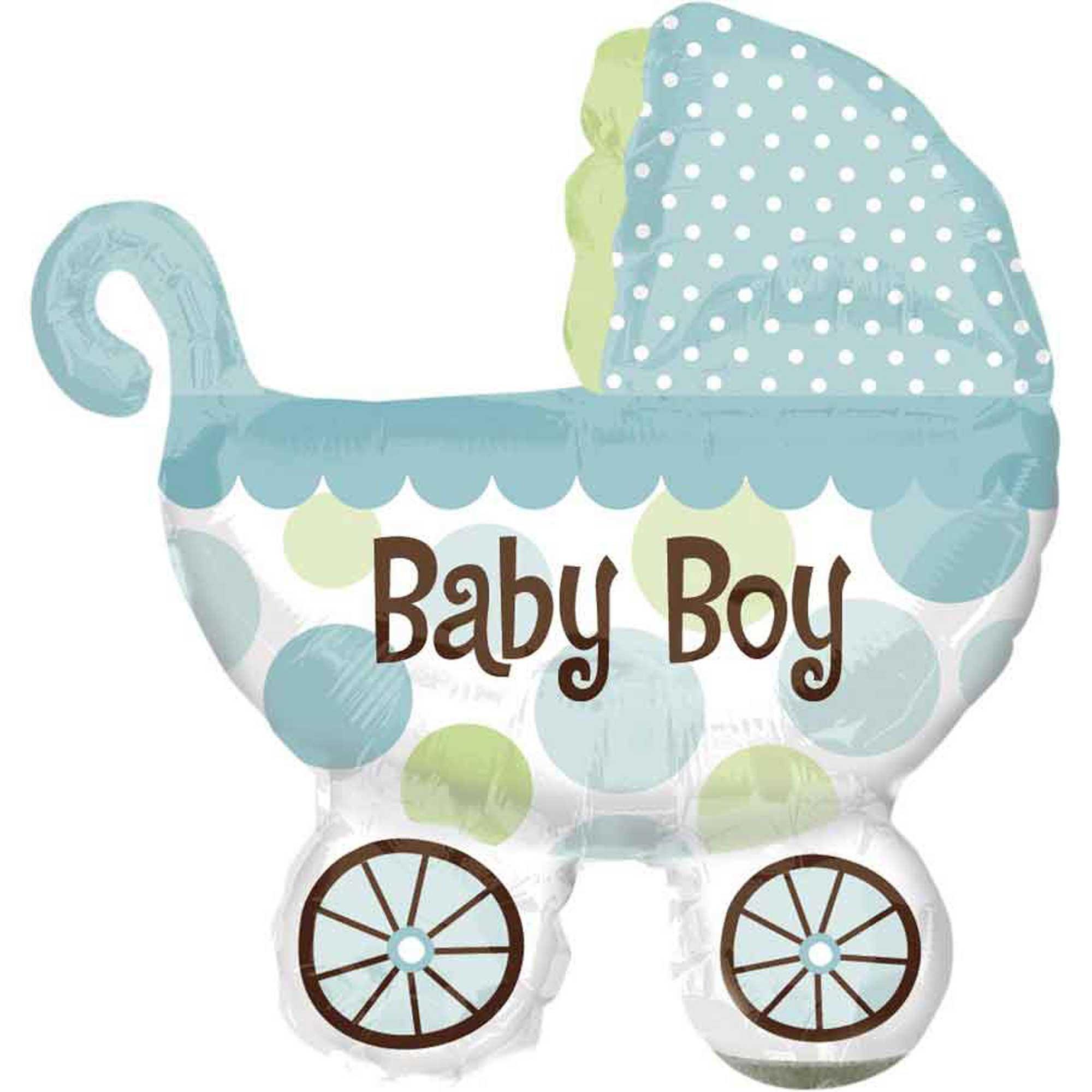 Mini Shape Baby Buggy Boy A30