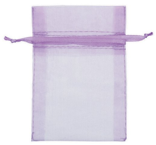 Organza Bags 24 Pack - Lilac