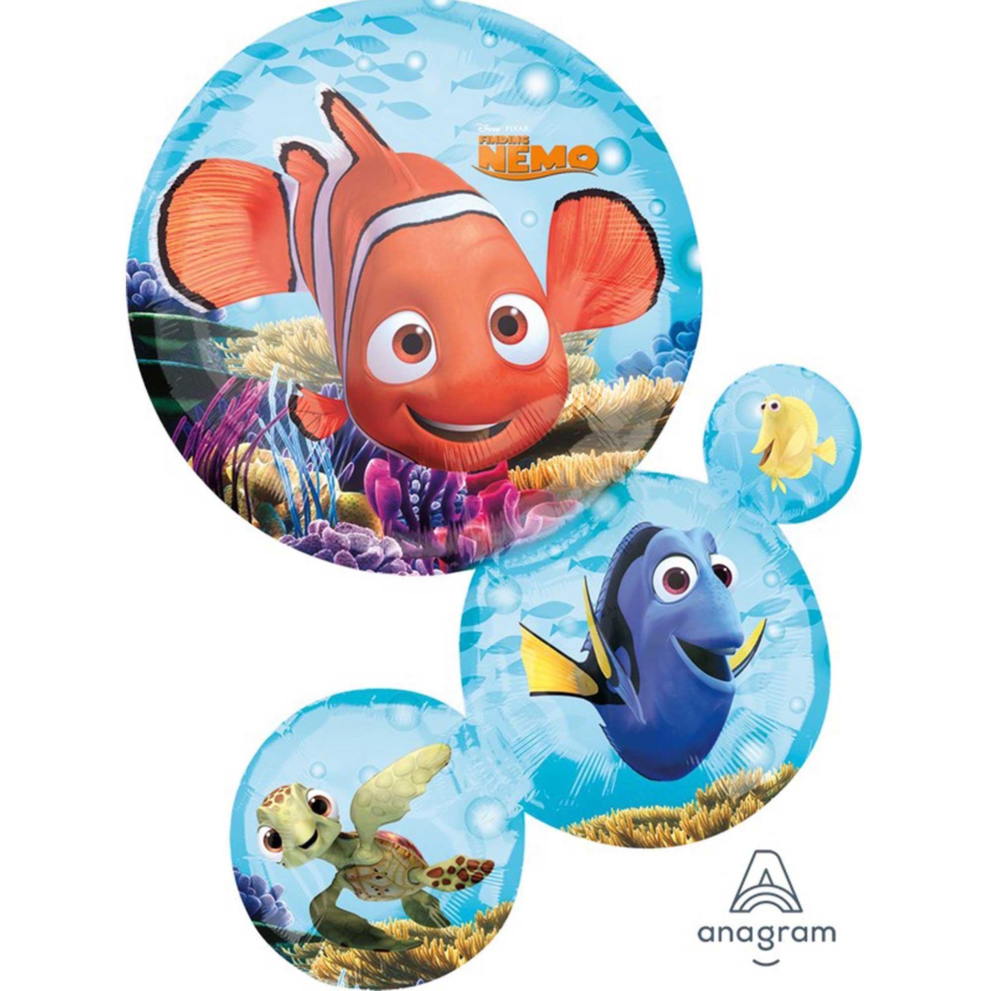 SuperShape XL Finding Nemo P35
