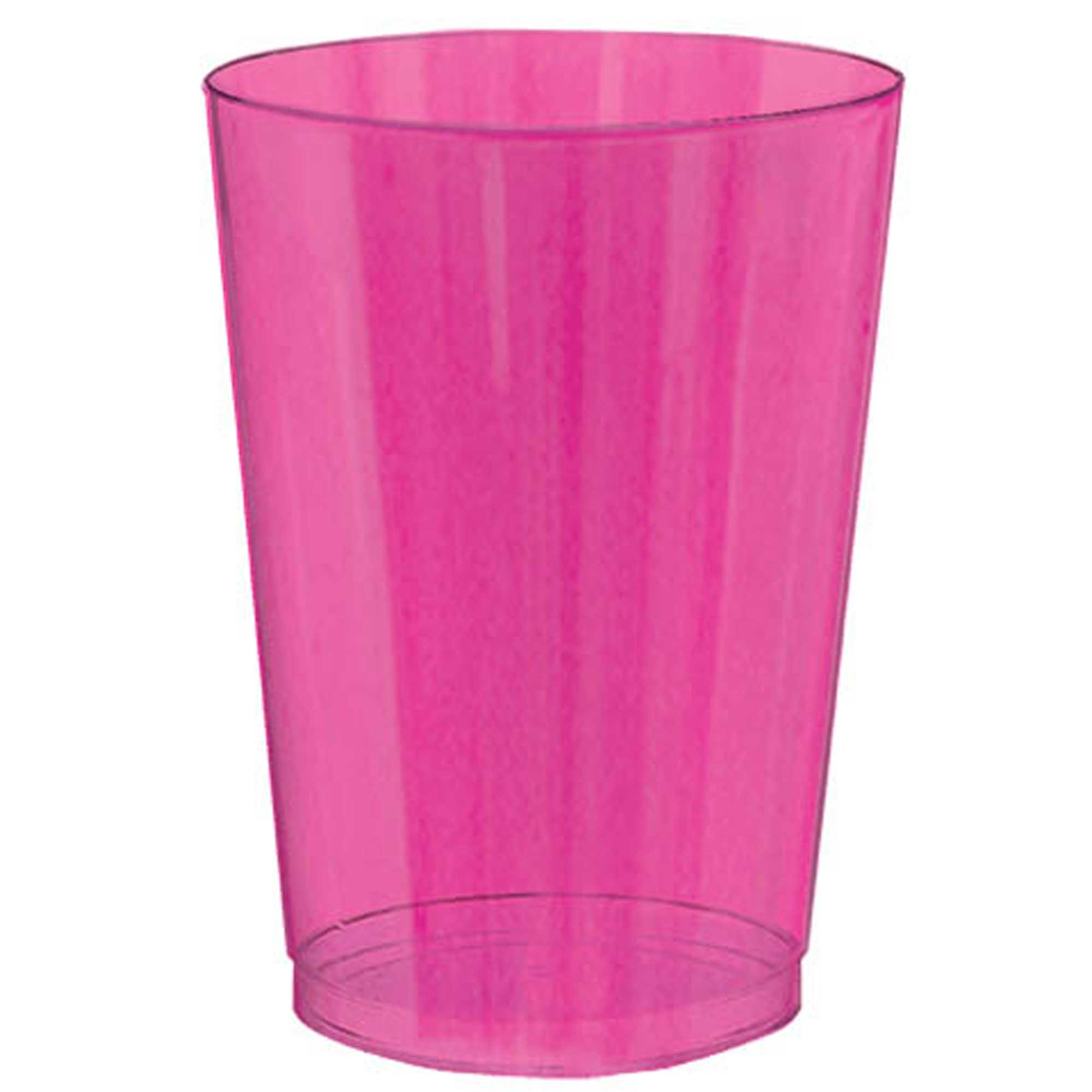 Neon Tumblers Assorted Colours 10oz/296ml