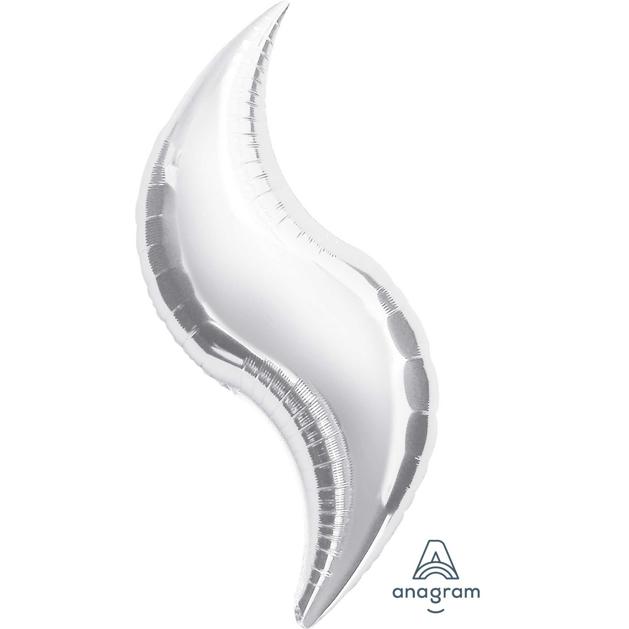 """SuperShape Silver Curve 36"""" S50"