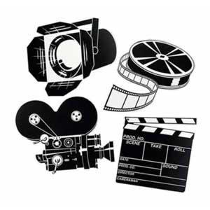 Awards Night Movie Set Cutouts