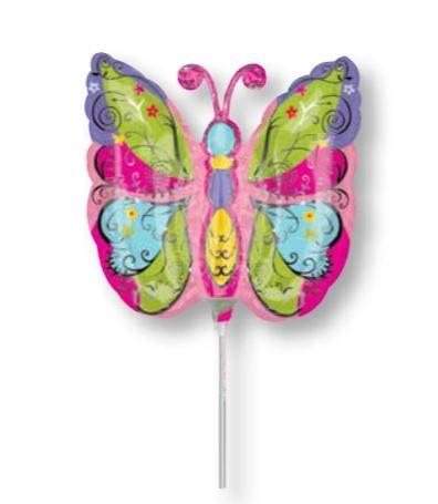 Mini Shape Whimsical Garden Butterfly A30