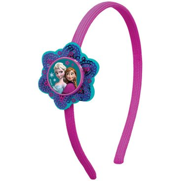 Frozen Plastic Headband