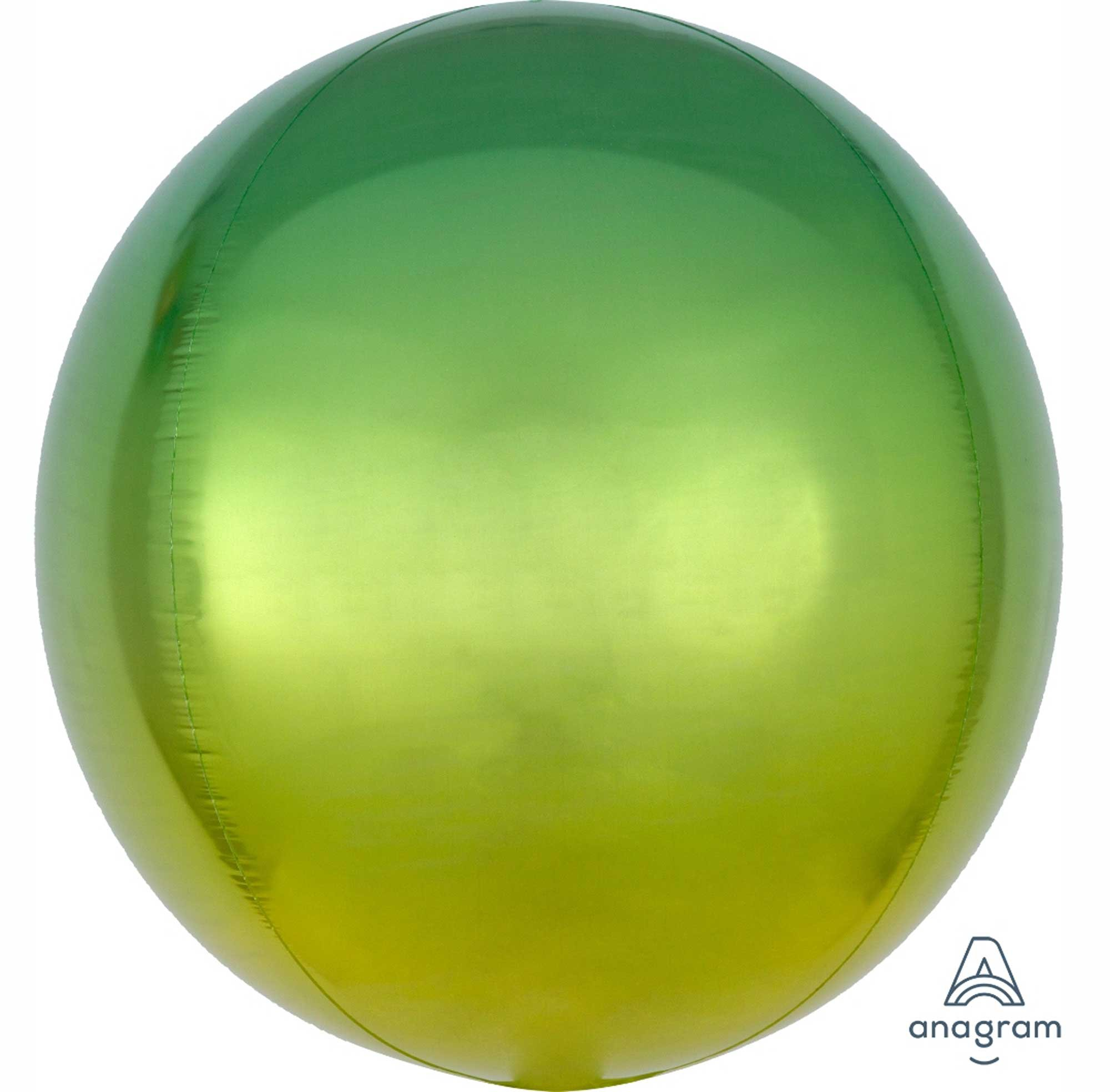 Orbz XL Ombre Yellow & Green G20