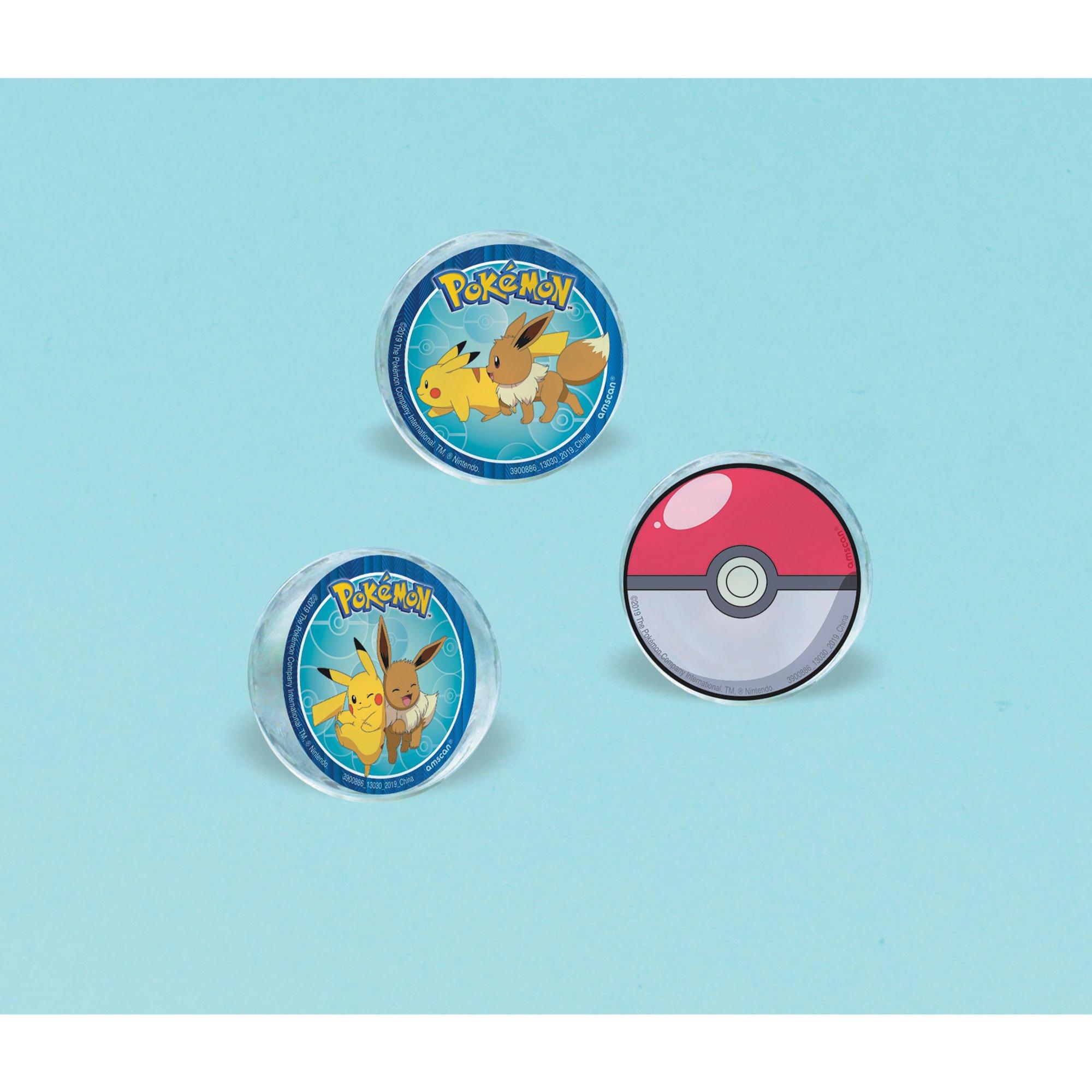 Pokemon Classic Bounce Balls