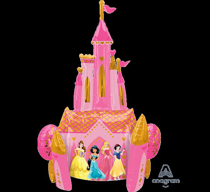 AirWalker Disney Princesses Castle P93