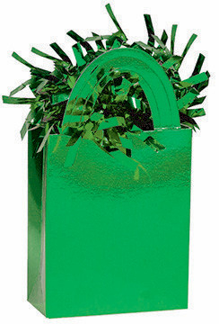 Balloon Tote Weight - Green