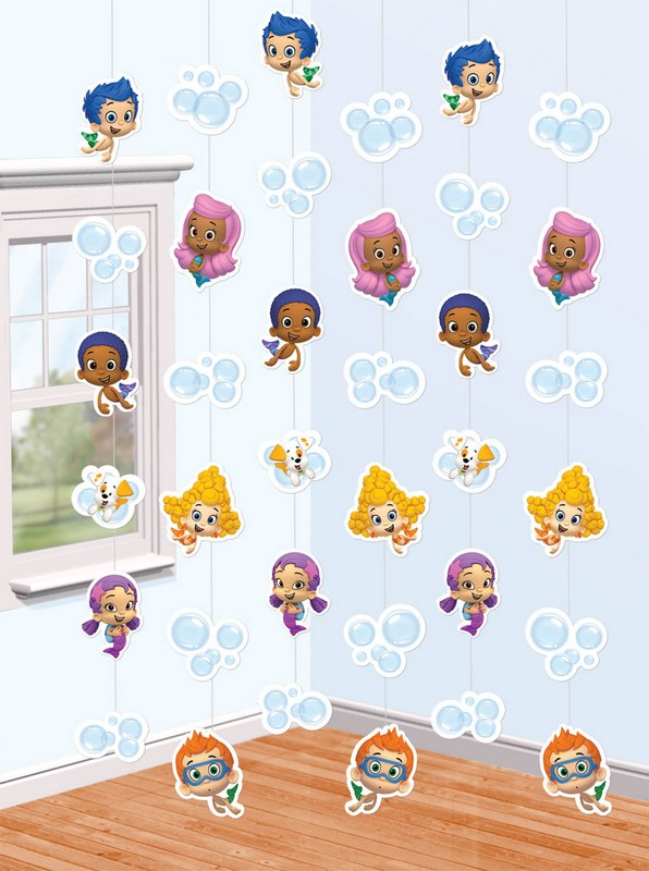 Bubble Guppies String Decorations