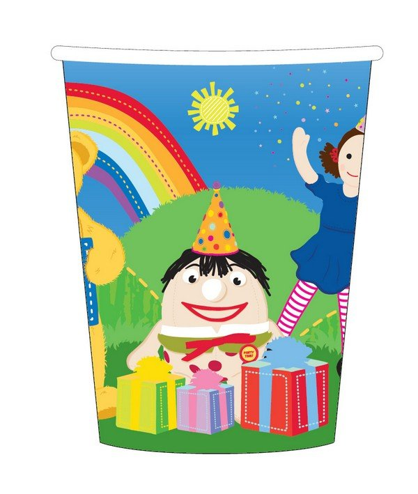 Play School 9oz/266ml Cups