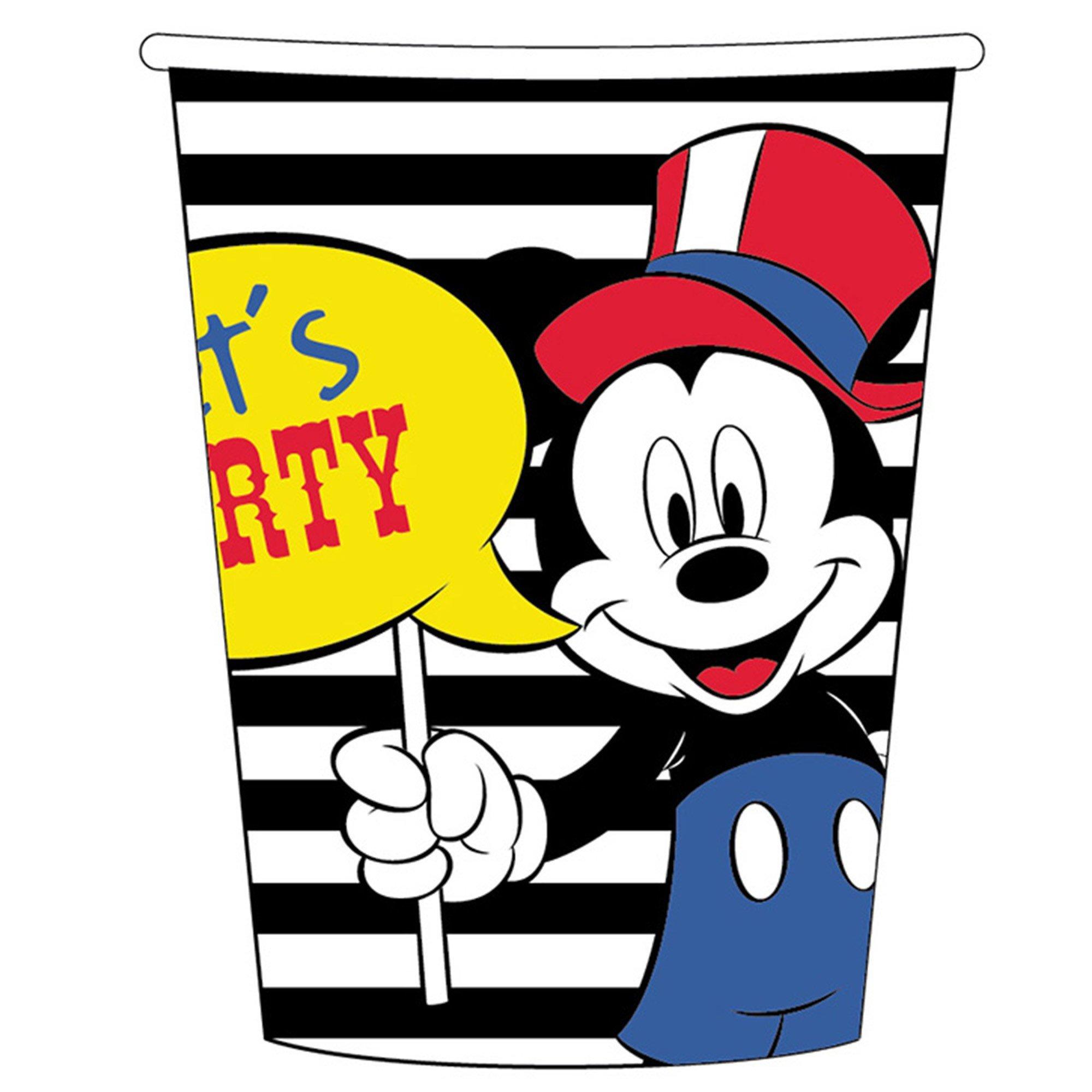 Disney Mickey Carnival 266ml Cups