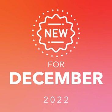 New for December