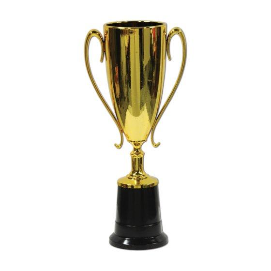 Trophy Cup Award Gold & Black Base