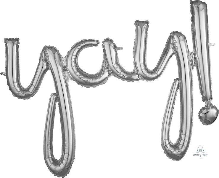CI: Script Phrase yay! Silver G40