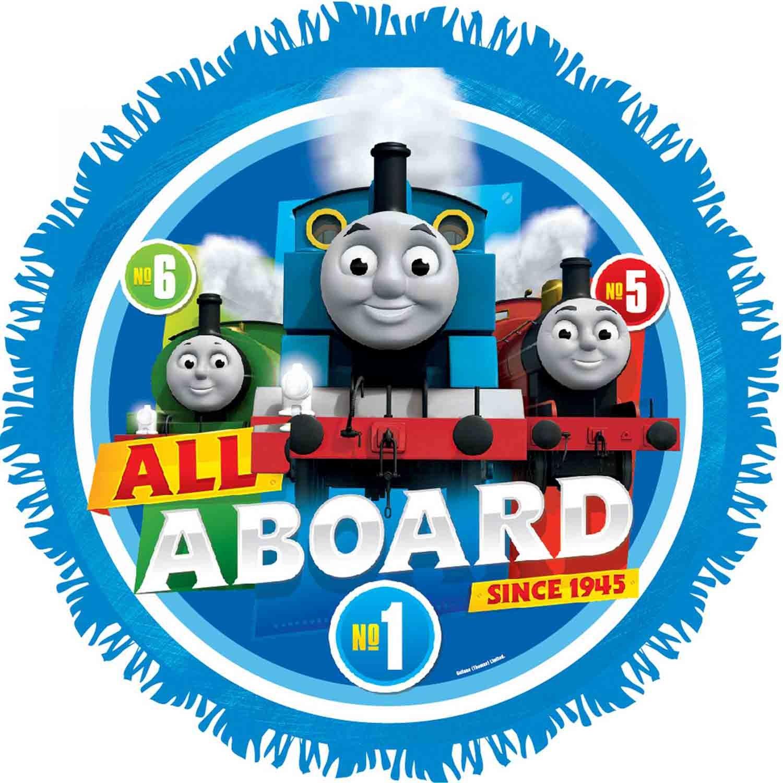 Thomas All Aboard Pinata