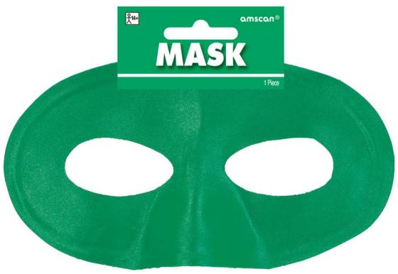 Eye Mask - Green