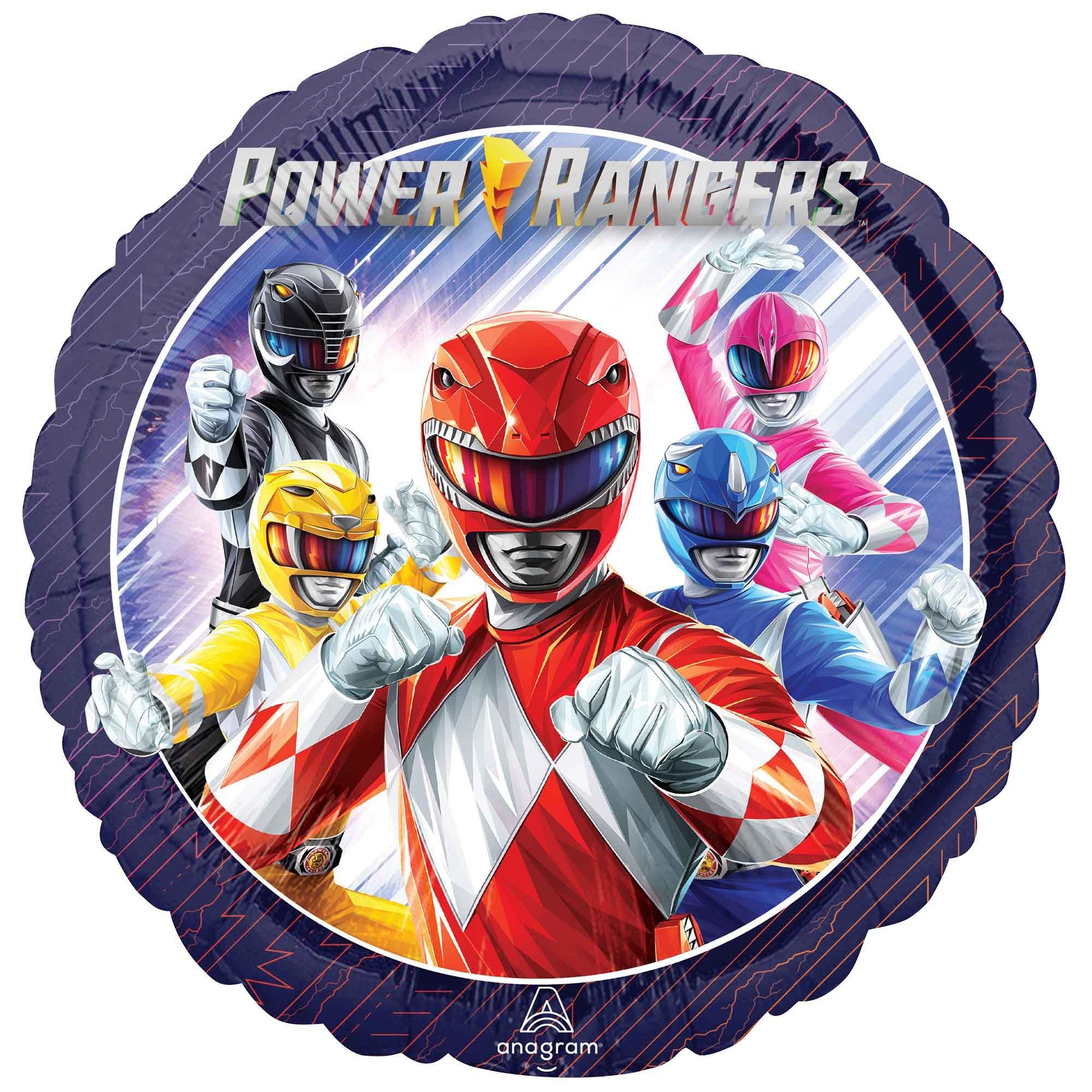 45cm Standard HX Power Rangers Group S60