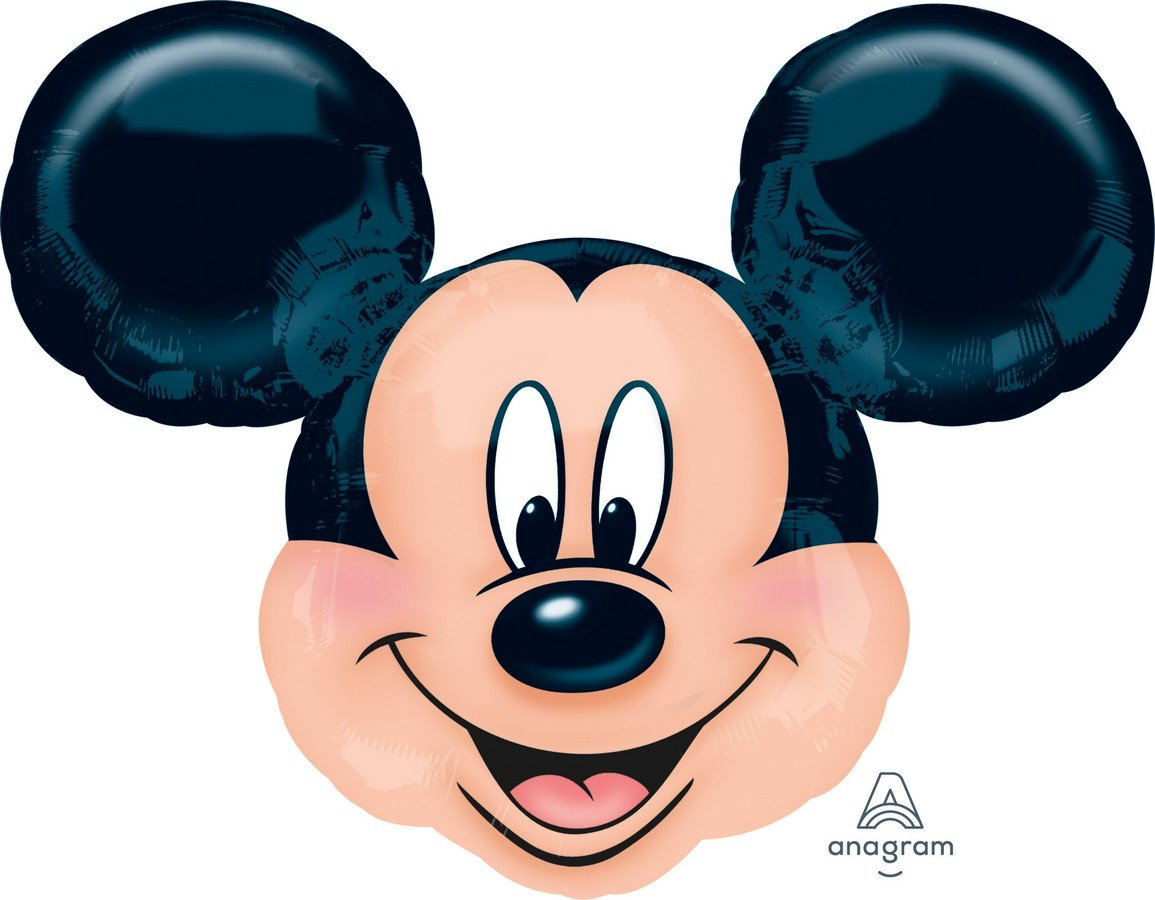 SuperShape XL Mickey Mouse Head  P38