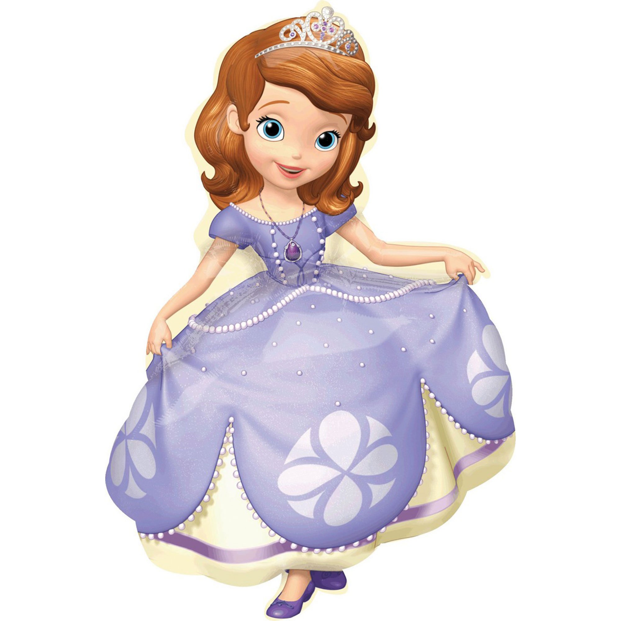 SuperShape XL Sofia the First Pose P38