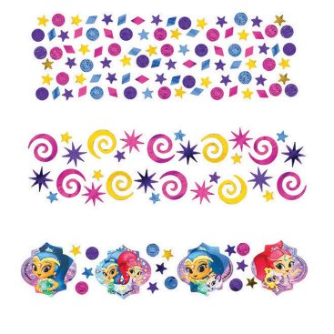 Shimmer and Shine Confetti Value Pack