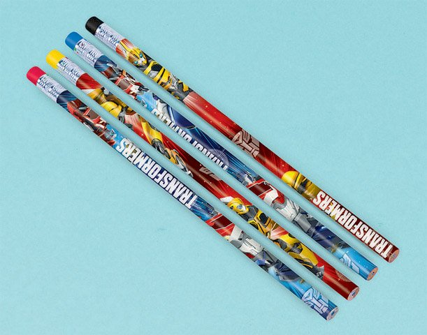 Transformers Core Pencil Favor