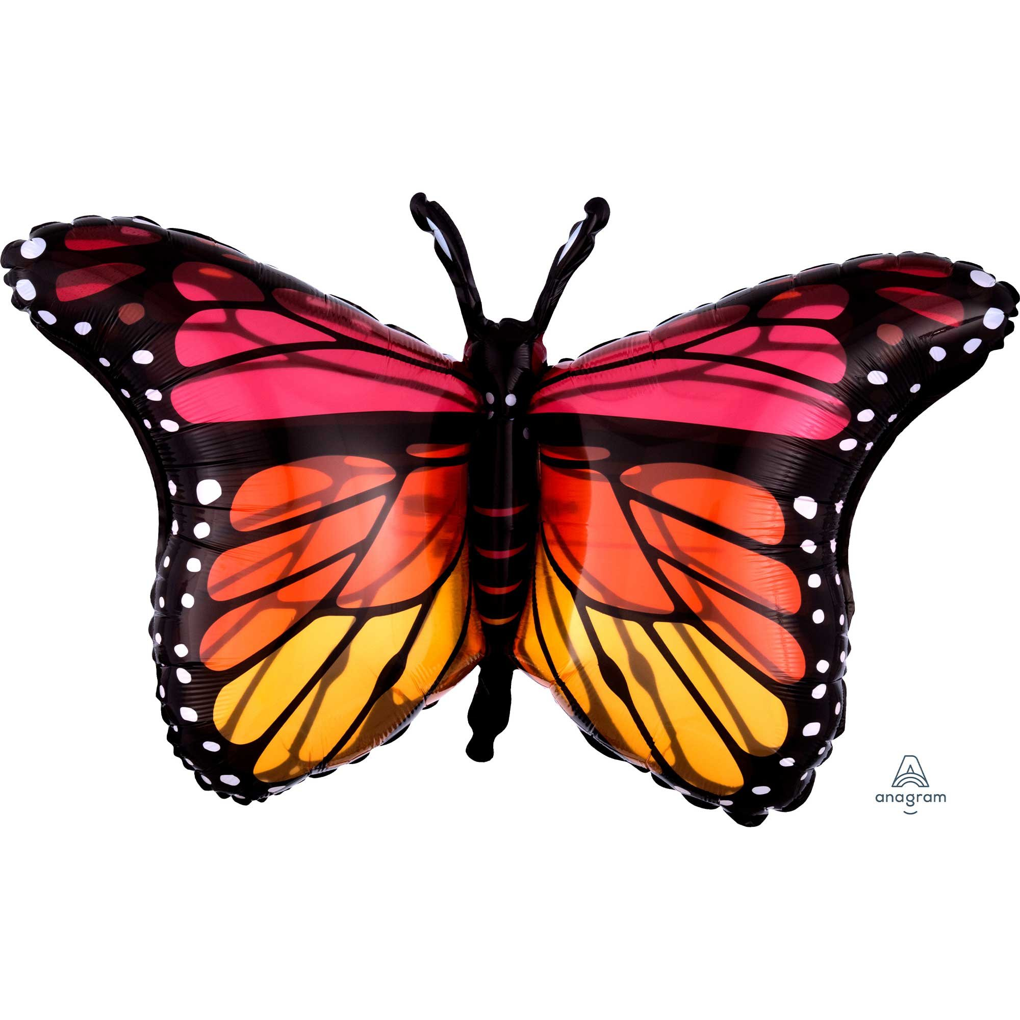 SuperShape Monarch Butterfly See-Thru P40