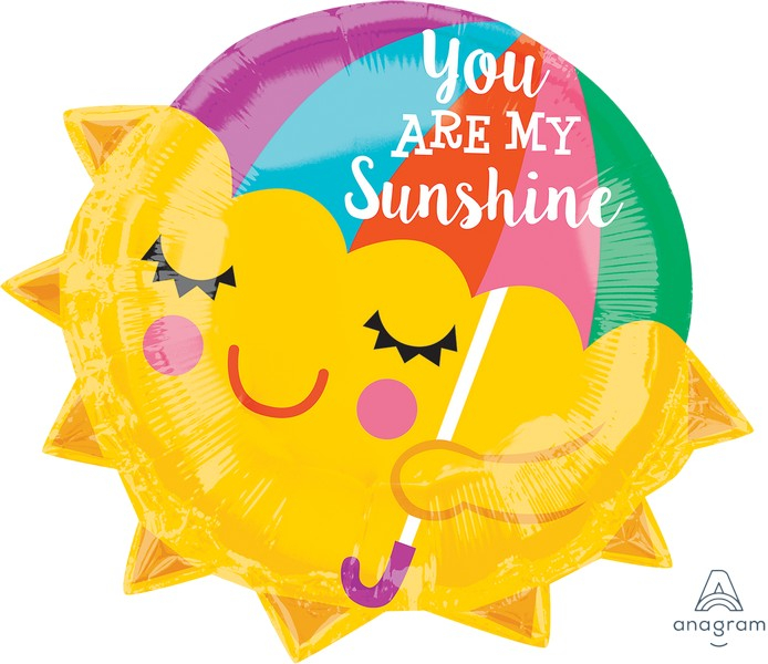 Junior Shape XL You are My Sunshine S50