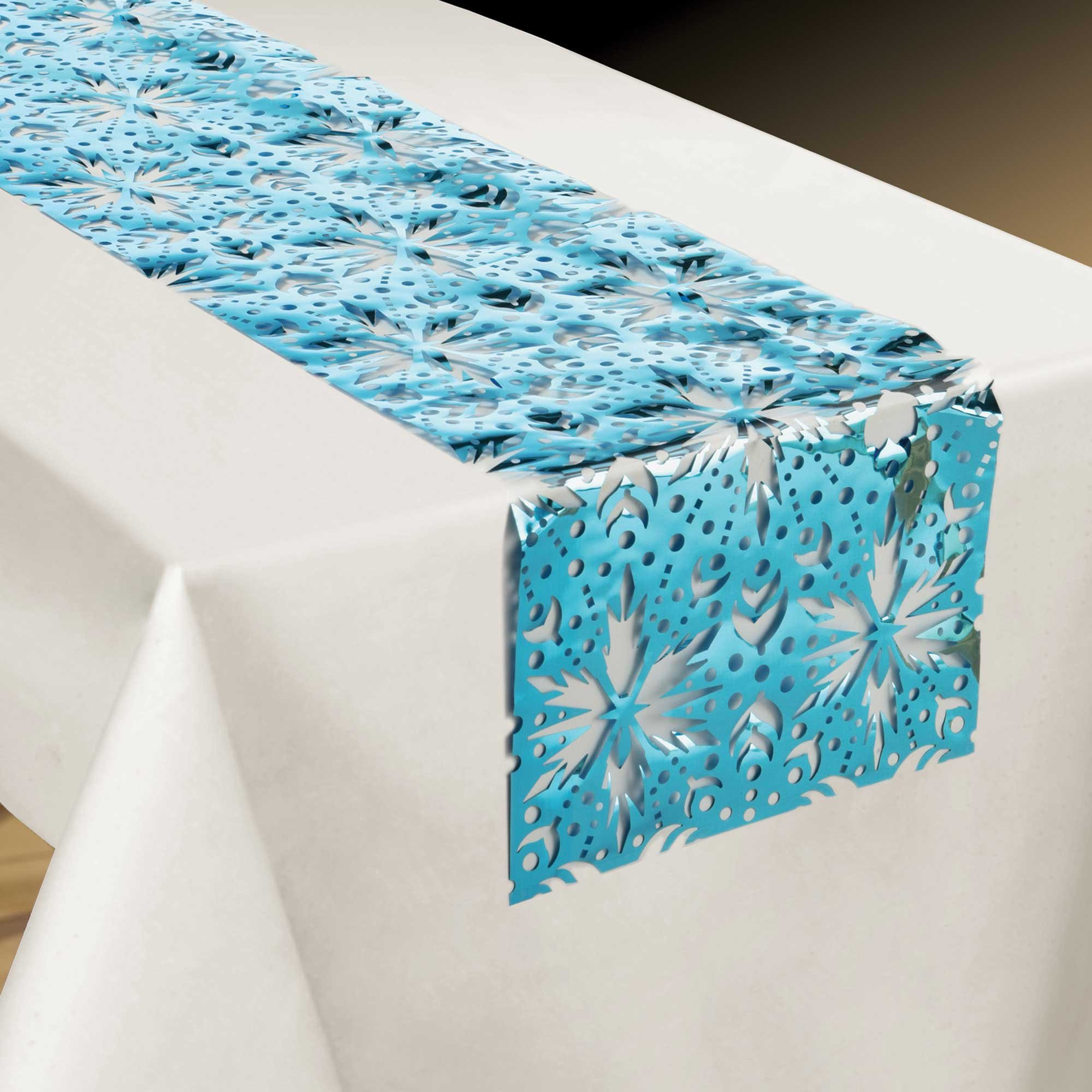 Frozen 2 Foil Table Runner