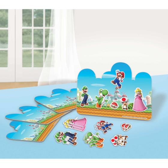 Super Mario Brothers Craft Decorating Kit