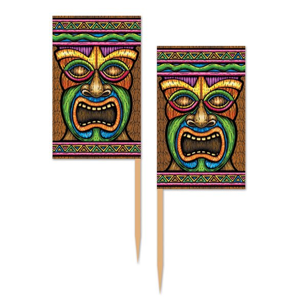 Luau Tiki Picks