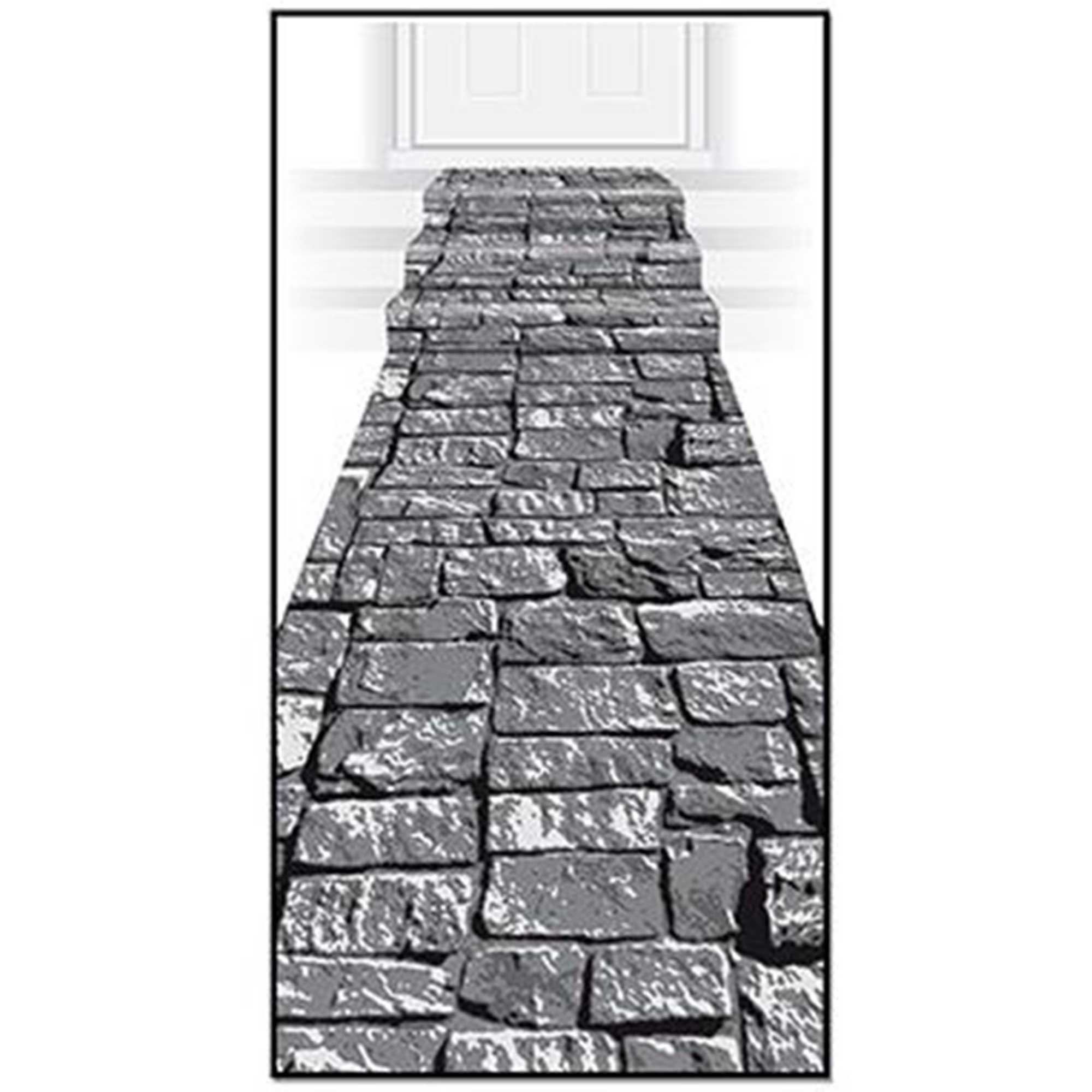 Stone Path Floor Runner