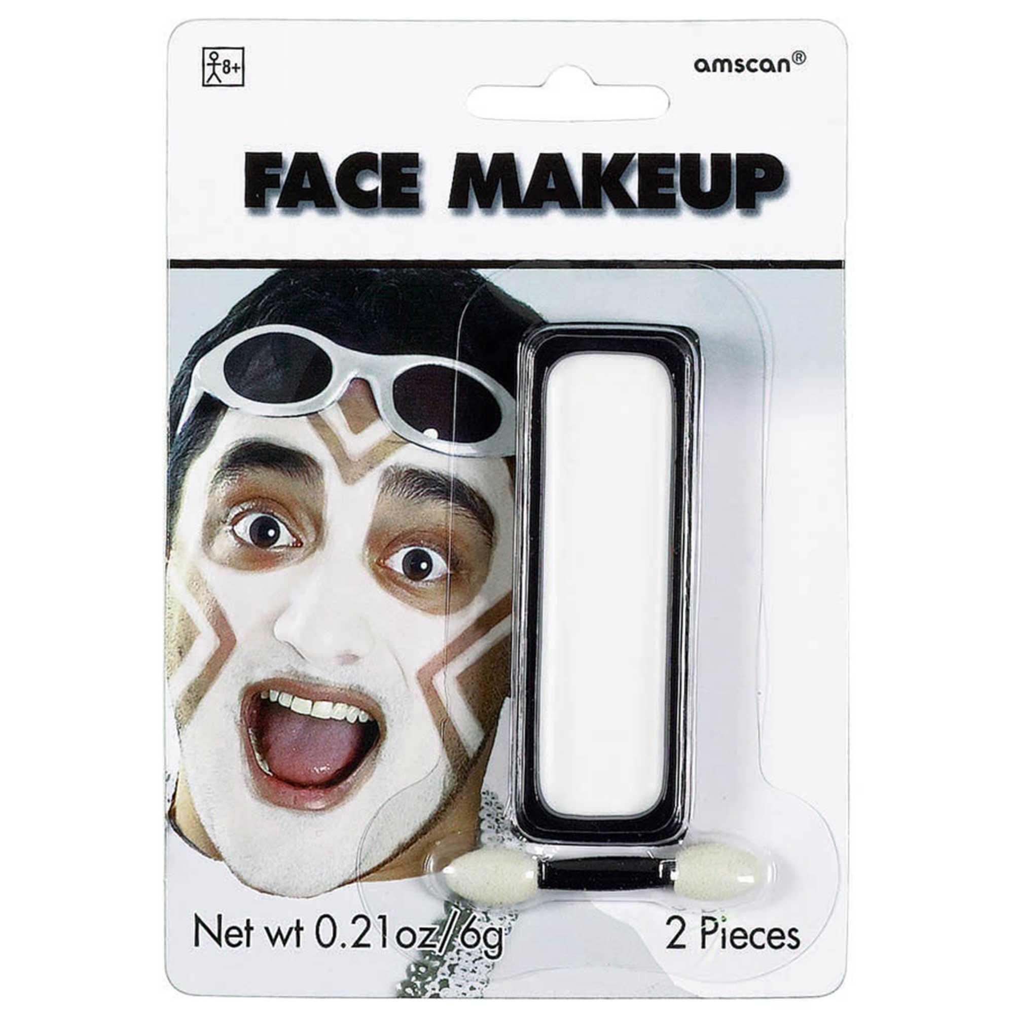 Face Makeup - White