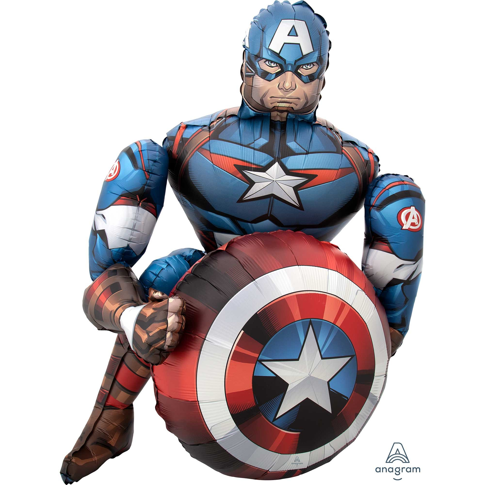 AirWalker Avengers Captain America P93
