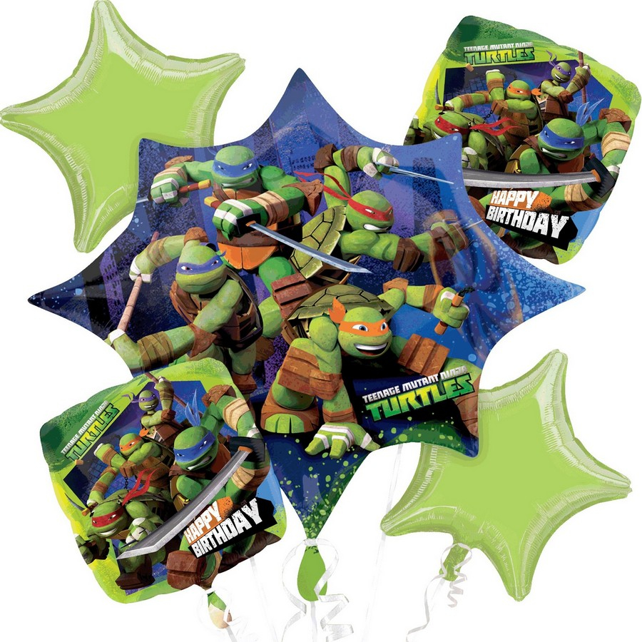 Bouquet Teenage Mutant Ninja Turtles P75