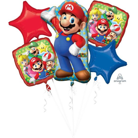 Bouquet Super Mario Brothers P75