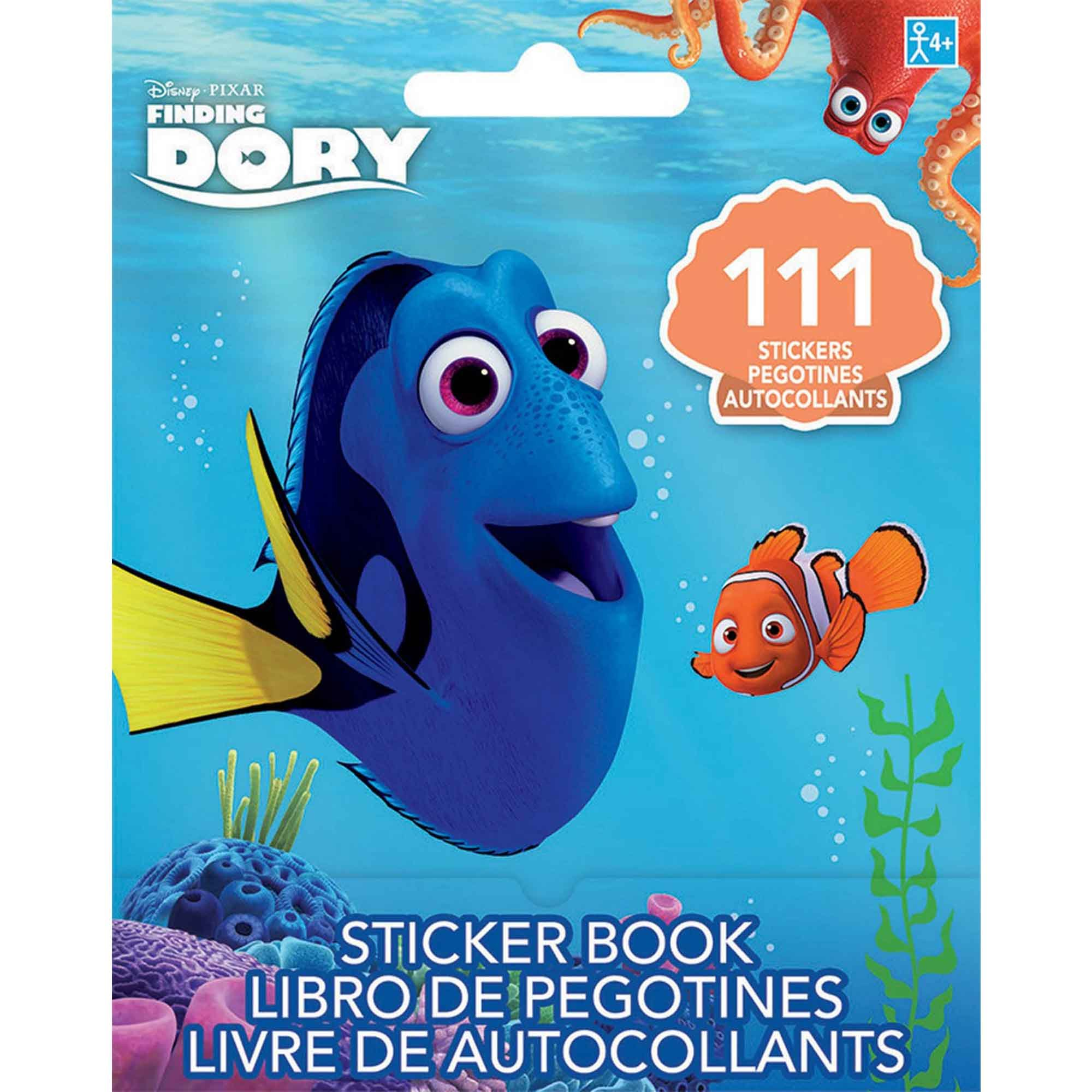 Sticker Booklet Finding Dory