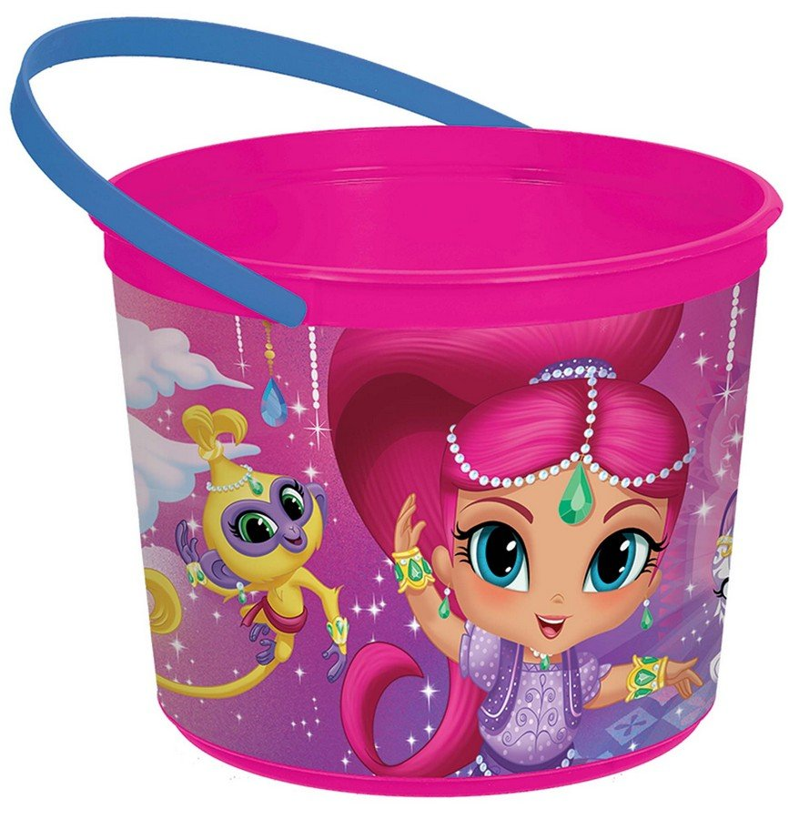 Shimmer and Shine Favor Container