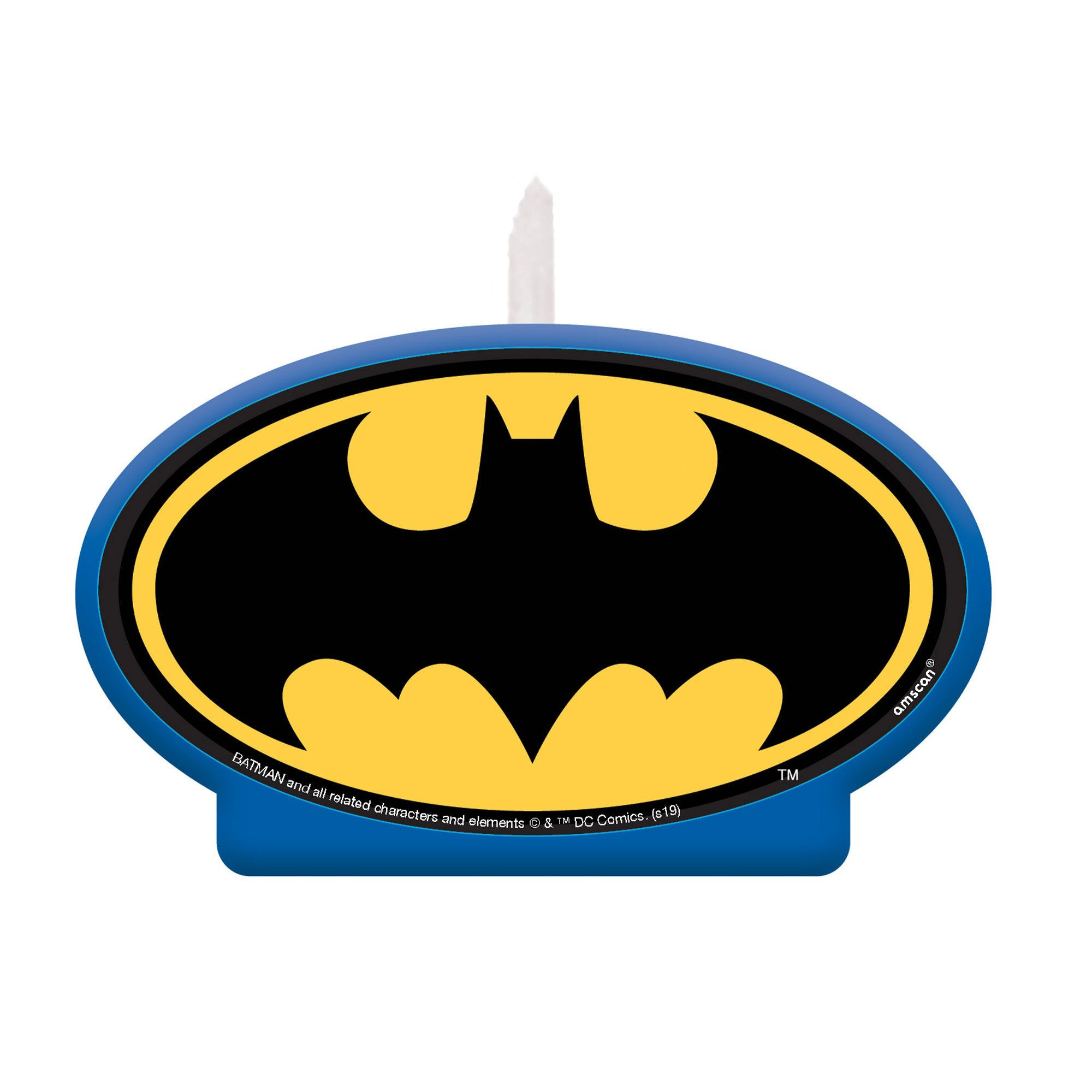 Batman Heroes Unite Candle