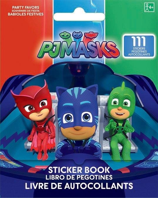 Sticker Booklet PJ Masks