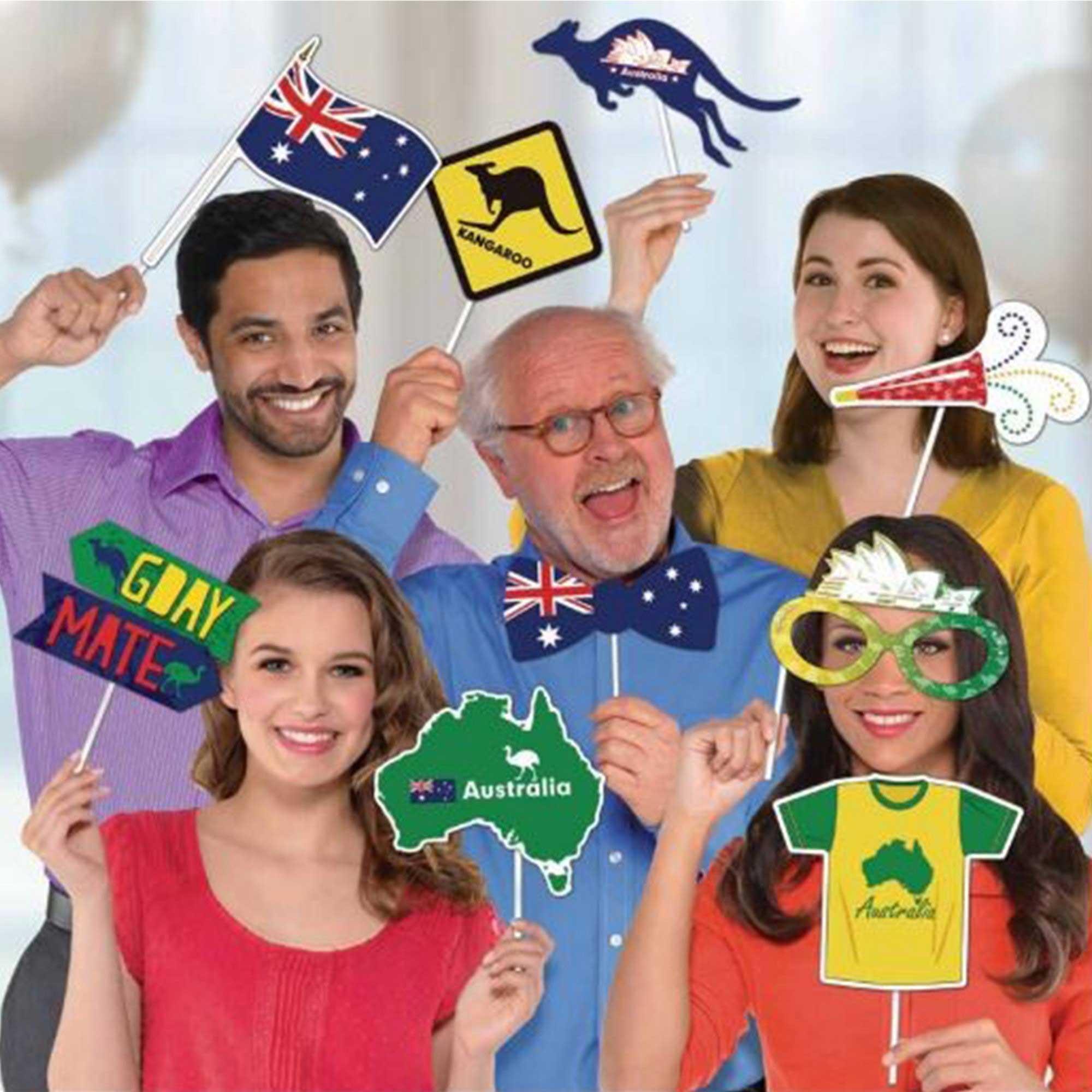Australia Photo Props Kit