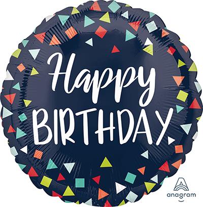 45cm Standard HX Happy Birthday Reason to Celebrate S40