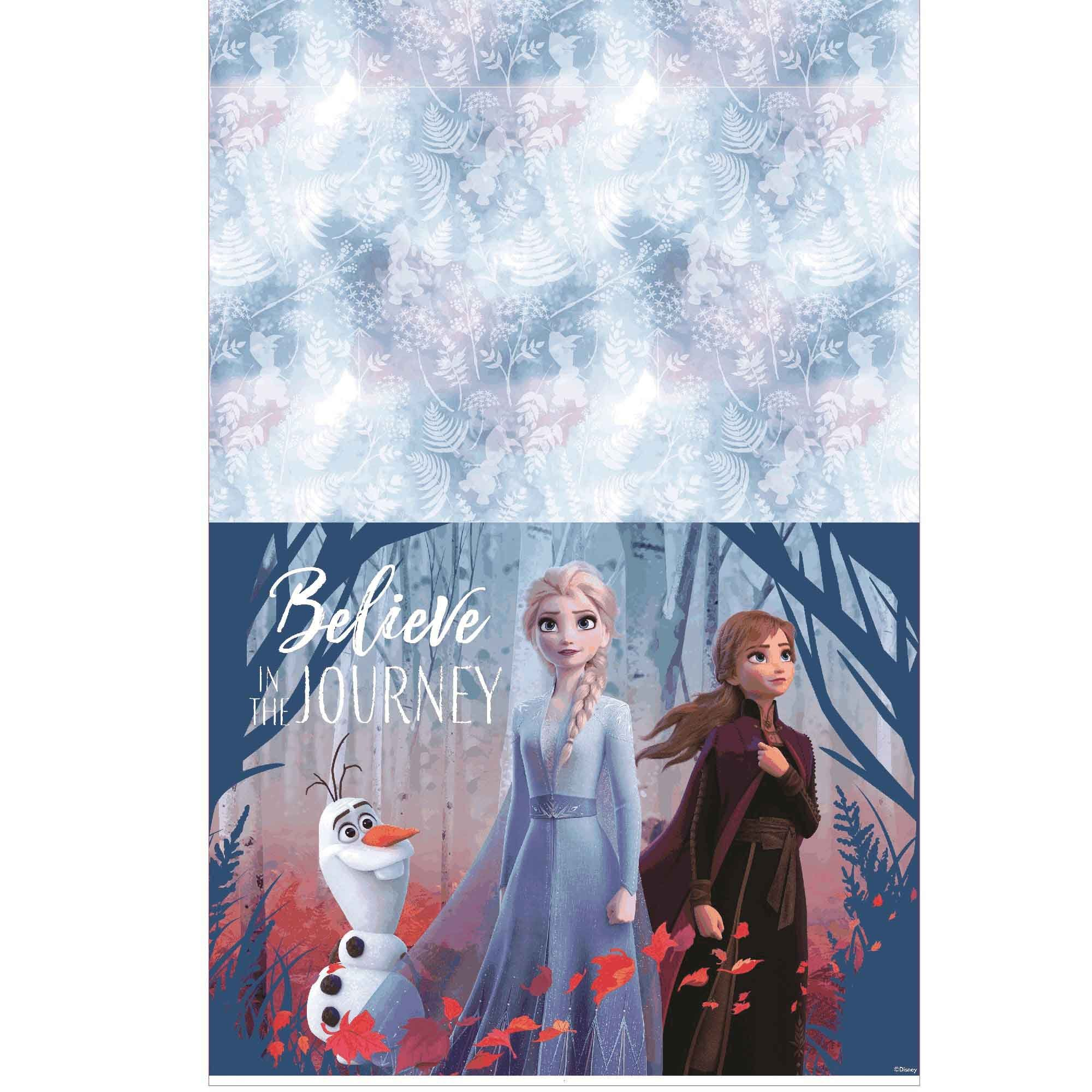 Frozen 2 Paper Tablecover