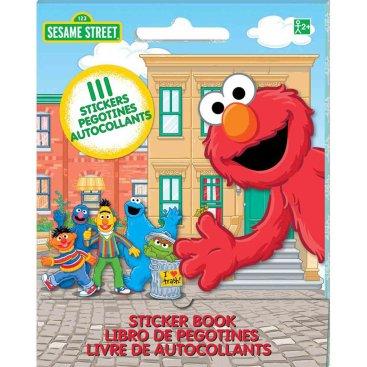 Sesame Street Sticker Booklet